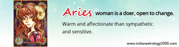 Aries Woman Personality - Characteristics & Nature