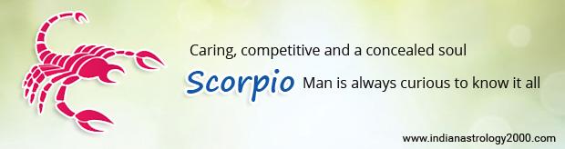 scorpio man marriage