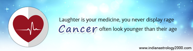 Cancer Health Horoscope