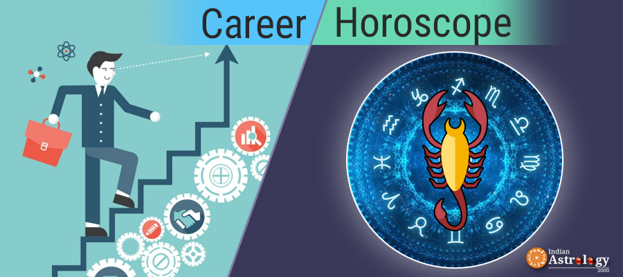 Scorpio 2019 Career Horoscope