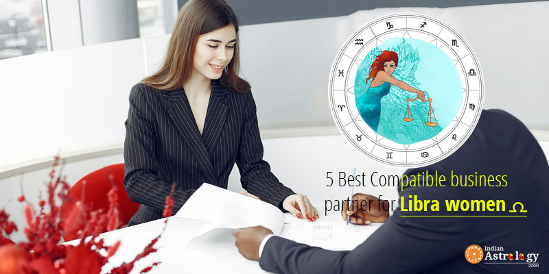 What signs are compatible with libra woman